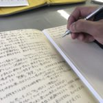 年始に行う「手帳に魂を込める作業」とは?スポーツ名言も記載しまくってます。
