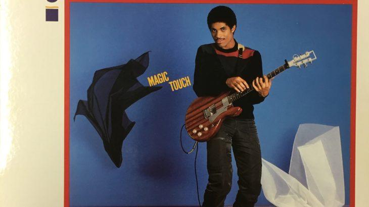 80's【ブルーノート・レコード】再生第一弾、「スタンリー・ジョーダン」驚異の奏法「マジックタッチ」
