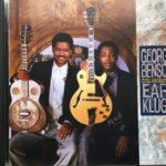 ジョージ・ベンソンとアール・クルーのコラボレーション、こんなコラボがあったんだと嬉しいアルバムです