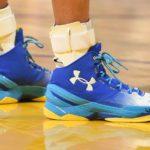 NBAのスーパースター、ステフィン・カリーの足下を支える日本のサポーターメーカーZAMST(ザムスト)