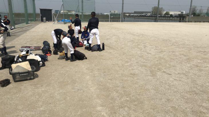 冷やし中華始めました的な勢いで少年野球コーチ始めました。『楽しさ』と『真剣さ』のバランスを模索中です。
