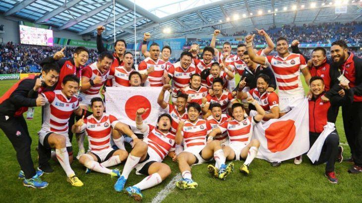 ラグビー日本代表の残り10分の攻撃『スクラム組もうぜ!』ワールドカップでの名実況!