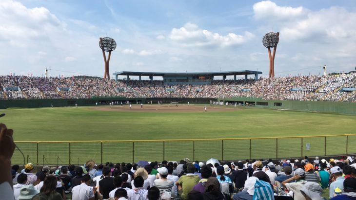 夏の甲子園を目指す第100回全国高等学校野球選手権大会、愛知県は東西2校が出場できます。