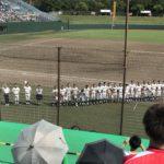母校・刈谷高校は準決勝で敗退。今年も素敵な夏を楽しませてくれてありがとうー!