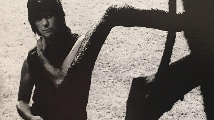 ジェフ・ベックとイモージェン・ヒープ、ロニー・スコッツでの協演で「ブランケット」、2001年のアルバム以来かな
