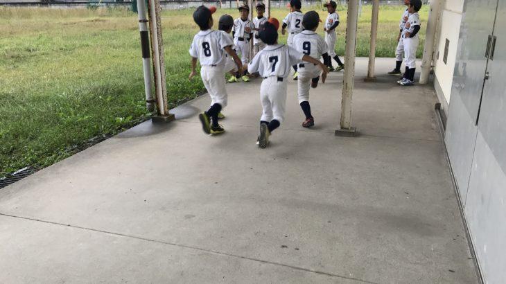 少年野球コーチとして一番嬉しいのは、練習の成果が出た子供たちの成長を目の当たりにできた時。
