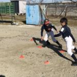 単調で面白みのない練習になりがちな冬のトレーニングに楽しさをプラスすることを模索中。