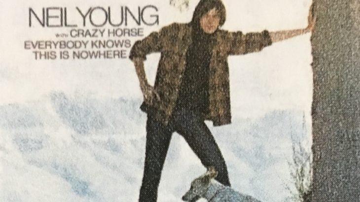 ファーム・エイドを企画したニールヤング、69年のソロデビューからもう半世紀経つんですね