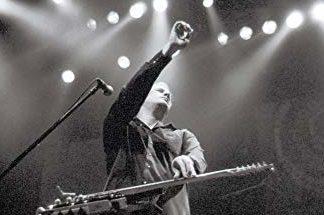 「ロックなメローお勧め」盲目の天才【ジェフ・ヒーリー】と【スティーヴィー・レイ・ヴォーン】の協演、エモーショナルなブルースがさく裂