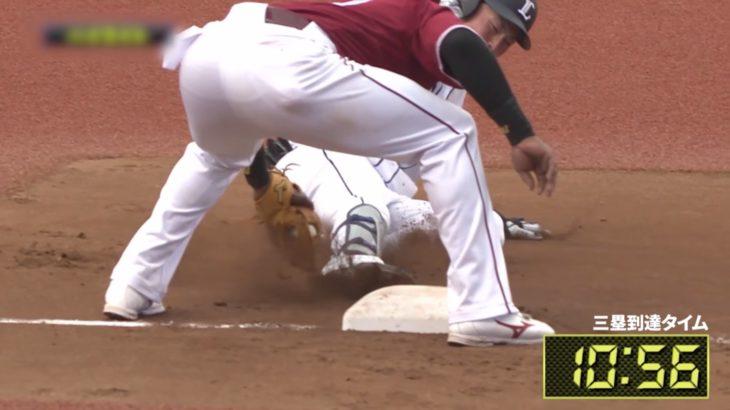 『三塁打』は打者・守備・観客が盛り上がる野球で最も華のあるプレー!