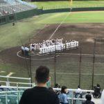母校・刈谷高校野球部の壮行試合応援!ベンチ外の三年生にとっての最後の試合は気持ちのこもった好ゲームでした。