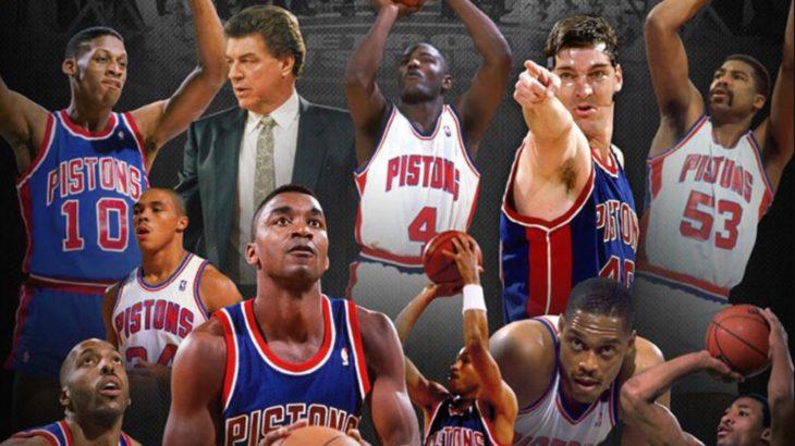 バスケットボールの神様マイケル・ジョーダンを苦しめたバッドボーイズのディフェンス【ジョーダンルール】