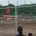 刈谷高校VS安城高校の勝敗を分けたのは雨上がりの滑るグランドでのプレーの差。