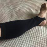 エアコンによる足の冷えを防ぐために野球用のストッキングが使える!
