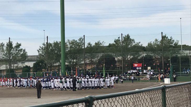 高浜軍45周年記念大会は残念ながらベスト8で敗退。最終回のベンチのムードを忘れないで欲しい!