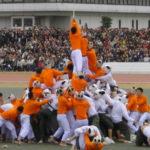 300人の男がぶつかり合う防衛大学校・伝統の『棒倒し』が激しすぎる!