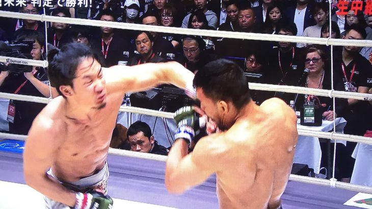 大晦日の格闘技・RIZIN20の日本人の3試合はどれもメインを張れる程の好カードに大興奮