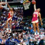 NBA史上最低身長170センチのスラムダンク王【スパッド・ウェブ】