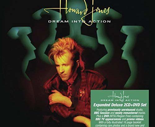 みごとに身を潜めていた'80前半、MTVで音楽の聴き方変わったその時 ジェフとクラプトンは何してたんだろう・・その時よく聴いたのはハワード・ジョーンズ