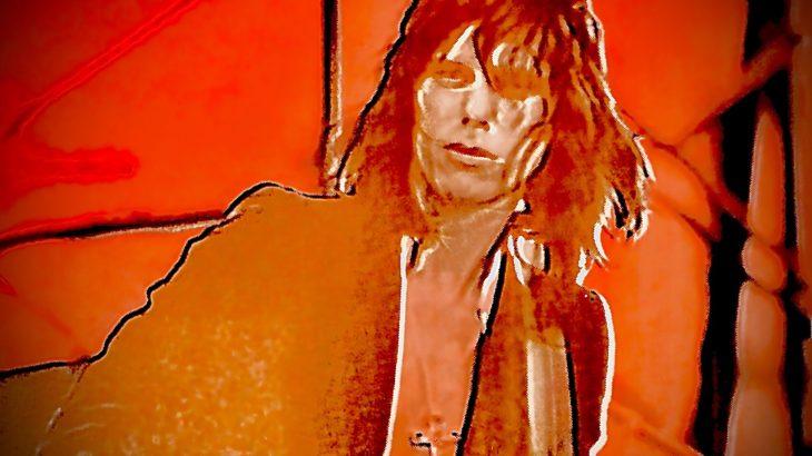 「フラッシュ」の翌年とは思えないステージ  なぜあのアルバムを出したのか?と謎は深まります  1986年 軽井沢でのステージ