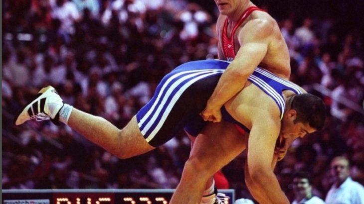 3大会連続金メダルを獲得した霊長類最強の男【アレクサンドル・カレリン】