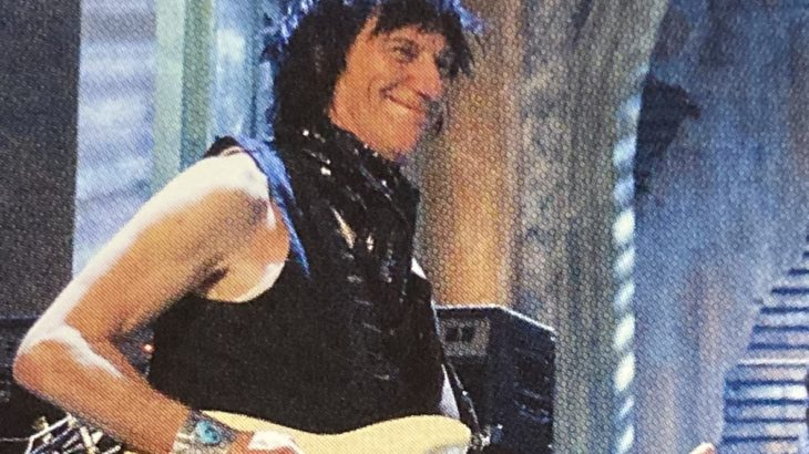 """ジェフのアルバム「エモーション・アンド・コモーション」で この曲が核になってるなと """"コモーション"""" が伝わってくる「Hammerhead」"""
