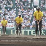 忘れてはならないプロ野球を陰で支える裏方・グラウンドキーパーの存在。