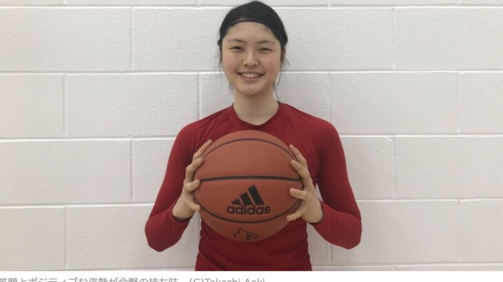 WNBA入りを目指しルイビル大学で腕を磨く日本女子バスケ界の期待の星【今野紀花】