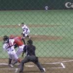 打者が盗塁の際に捕手の送球を邪魔して守備妨害となった時の対応の仕方が意外と複雑。