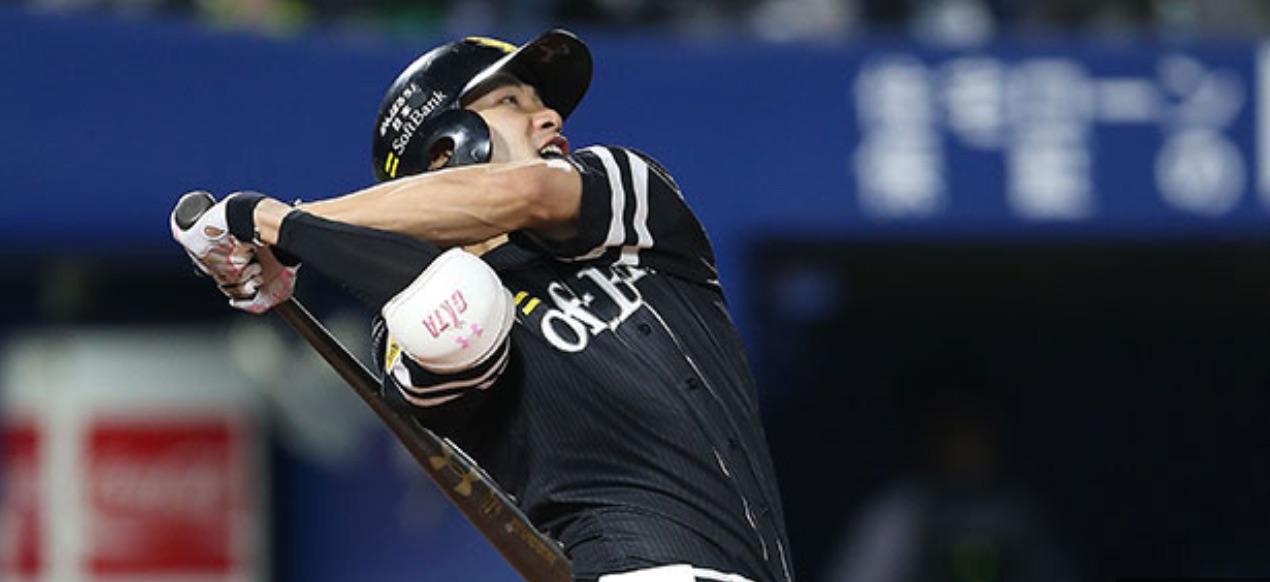プロ野球シーズンオフは選手のインタビューも楽しみ。ギータ節(ソフトバンクホークス・柳田悠岐)に期待です!