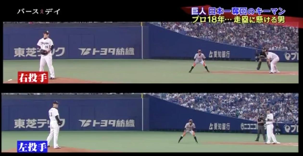 盗塁は一か八かではない。確率を高めるための準備が大切。【元読売巨人軍・鈴木尚広】
