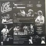 GRP・ライブ・イン・セッション 1985年のスタジオライブ、多重録音ではない躍動と緊張
