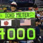 祝!イチロー選手マリナーズ復帰!世界一のイチローファンと言われるイチメーターのエイミーさんとの素敵な交流。