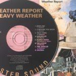 ウェザー・リポート「ヘヴィー・ウェザー」からシングル・カット曲の「バードランド」、ポップですが、質の高さはしっかり維持