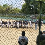 GW前半戦の少年野球コーチまとめ。