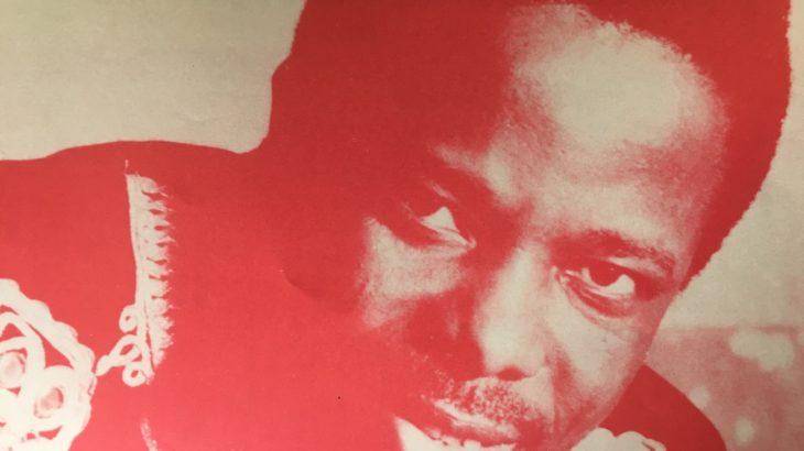ナイジェリアのジュジュシンガー【キング・サニー・アデ】の3作目「オーラ」、スティーヴィー・ワンダーがハーモニカで参加して評判になりました。