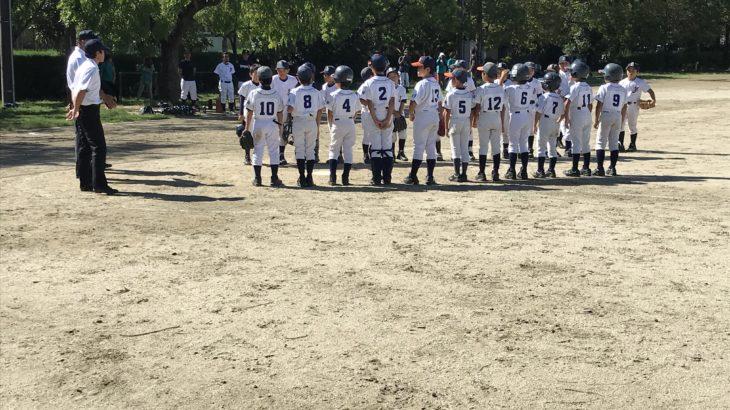 少年野球の試合で初の主審を無難にこなしましたが・・・太モモの疲労感がハンパない。