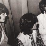 ジョージ・ハリスンを偲び、クラプトンとポールも曲名のごとく「ホワイル・マイ・ギター・ジェントリー・ウィープス」、ポールは今年も来日してくれました!