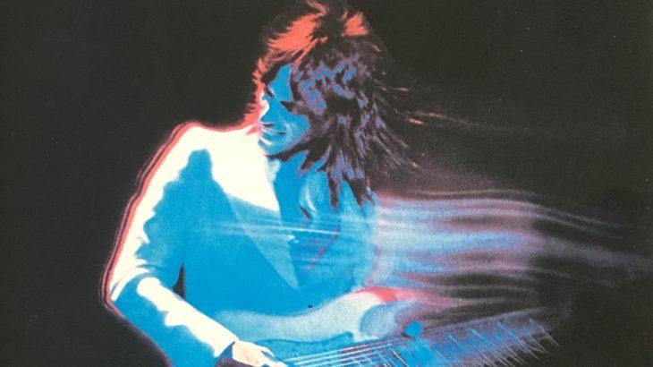 【ロックなメローお勧め】 ジェフ・ベックとヤン・ハマー 「Blue Wind」、日本でバカ受けのアルバム「ワイアード」の中でも異色を放ってますね