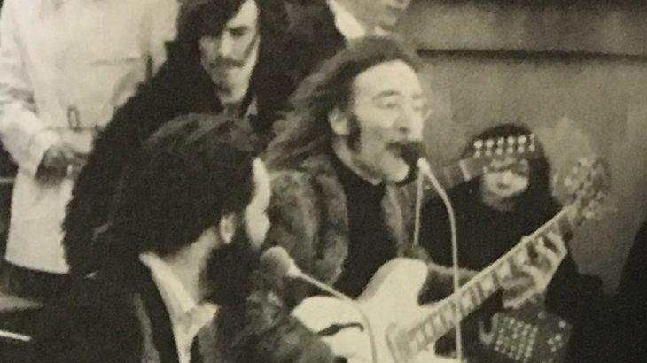 【ロックなメローお勧め】 「ビートルズ」 ルーフトップライヴでの「Don't Let Me Down」危うい状態のバンドのエネルギーはすごい