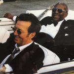 【ロックなメローお勧め】 B.B.キング「Rock Me Baby」 ゲストにエリック・クラプトンとジョージ・ベンソン、個性の違いが旨味に際立つ贅沢な料理のようです。