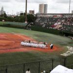 たった一つのプレーで流れが大きく変わる野球の恐ろしさを感じた母校の4回戦。