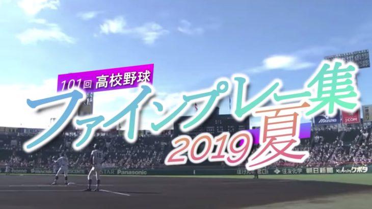 野球少年たちよ、甲子園は試合結果だけじゃなく好プレーにも注目せよ!