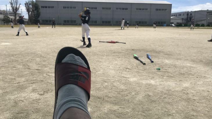 スポーツで一番つまらないのは試合に出れないことではなくケガしてプレーできないこと。