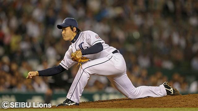 ボールの緩急だけでなく、フォームの緩急まで使いこなして打者を討ち取る【牧田和久】