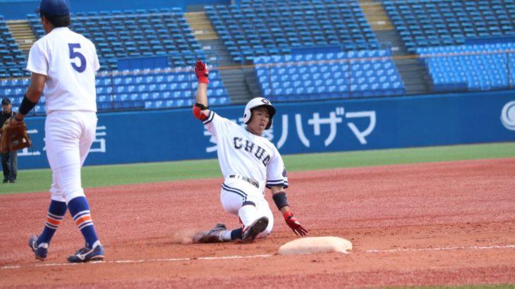 サニブラウンに勝った日本一足の速い中学生だったドラフト候補が周東よりも速い!【五十幡亮汰】