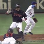 三塁コーチの見せ場、本塁に回すかどうかの判断基準はボールを取るタイミングと塁を蹴るタイミング。