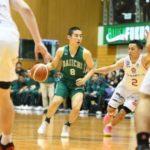 スラムダンクの世界から飛び出してきたかのような高校生No.1バスケプレイヤー【河村勇輝】