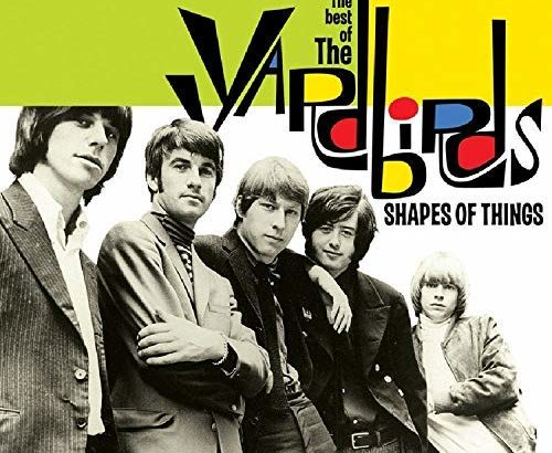 ヤードバーズ「Shapes of things」 年上が偉いのか?・・って教えてくれた 若いころは間違ったとらえ方をしていた