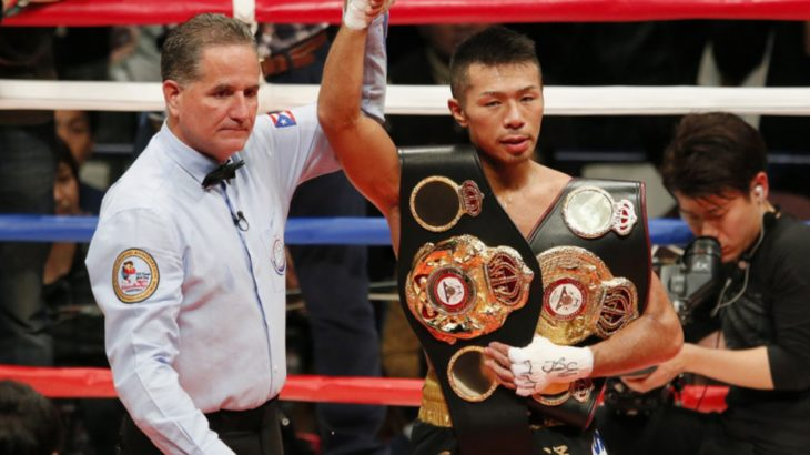 戦いぶりから『ノックアウト・ダイナマイト』の異名がついた元WBA世界スーパーフェザー級王者【内山高志】
